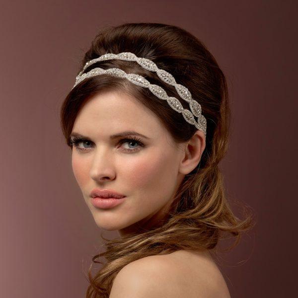 Poirier Abree Double Headband