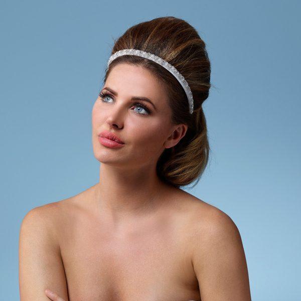 Poirier Adalina Diadem Headband