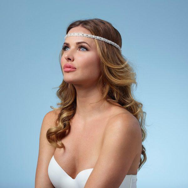 Poirier Adalyn Bandana Headband