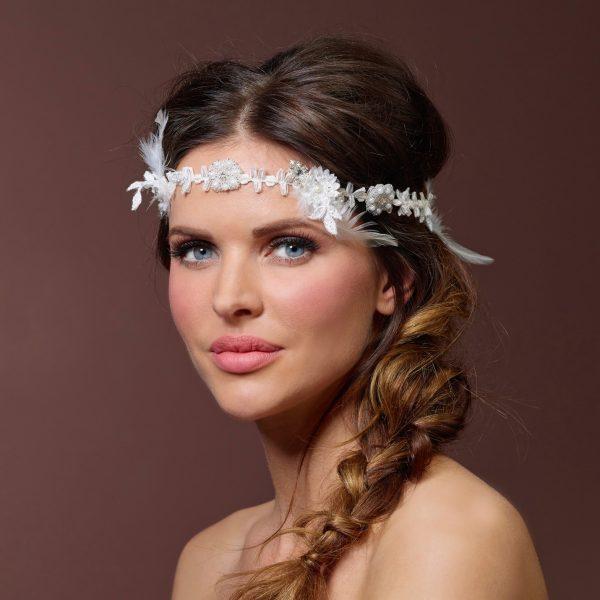 Poirier Adanya Vintage Headband