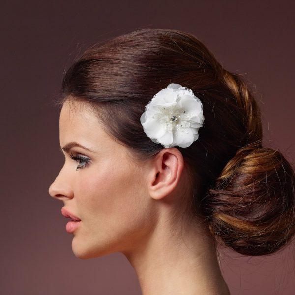 Poirier Adriana Flower Clip