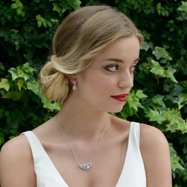 Ivory and Co Amalfi Earrings