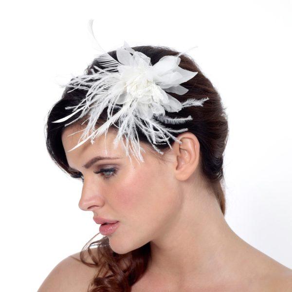 Poirier Aphia Hair Corsage