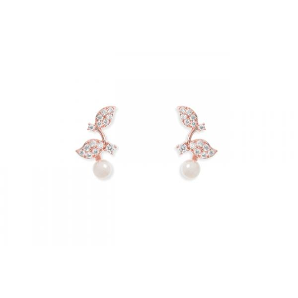 Ivory and Co Aphrodite Rose Earrings