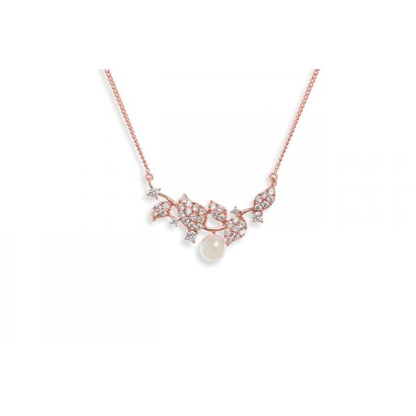 Ivory and Co Aphrodite Rose Pendant