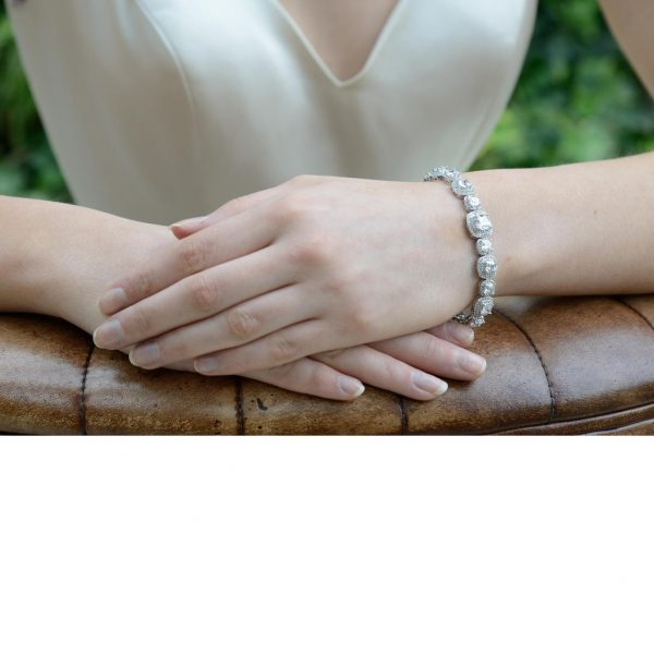 Ivory and Co Belize Bracelet