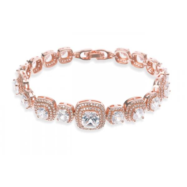 Ivory & Co Belize Rose bracelet