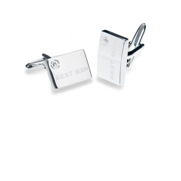 Ivory and Co Best Man Cufflinks