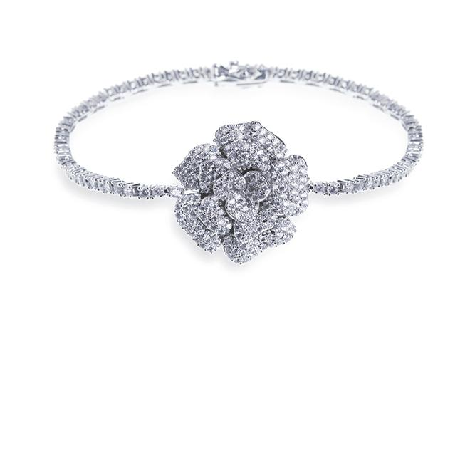 Ivory and Co Blossom Bracelet