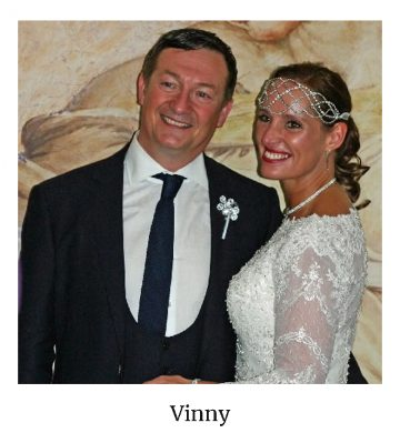 Bride-vinny