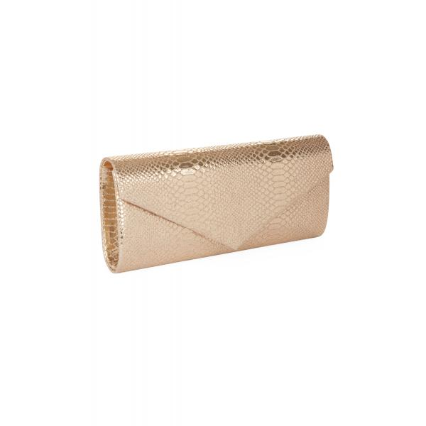 Mascara Gold Clutch