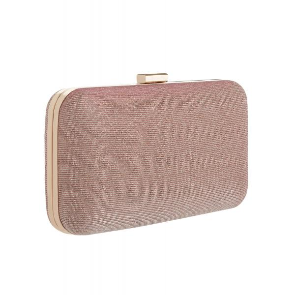Mascara Rose Clutch Bag
