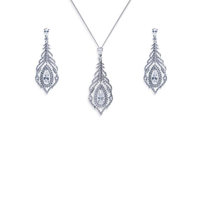 Ivory and Co Cafe Royale Pendant
