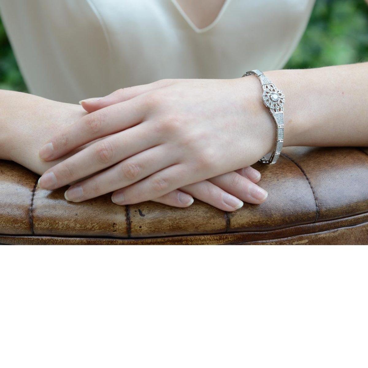 Ivory and Co Carlton Bracelet