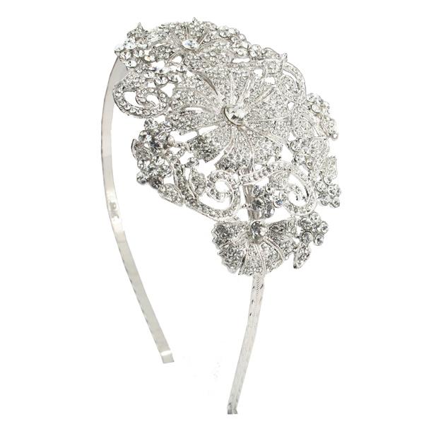 Carmela Swarovski Luxe Headband