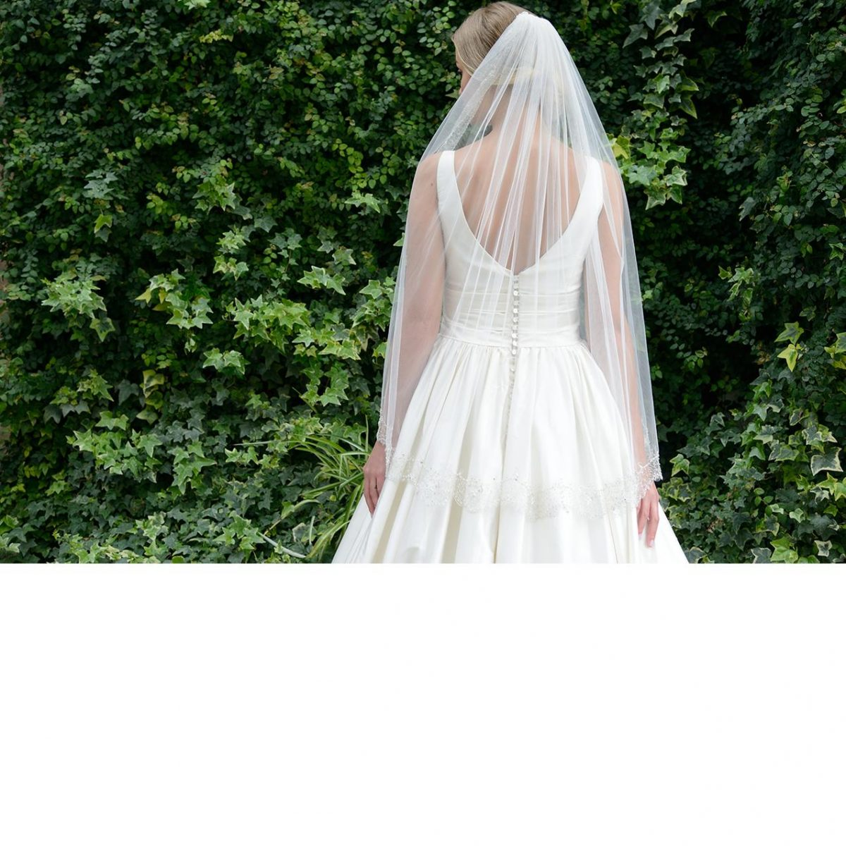Ivory and Co Casablanca Veil