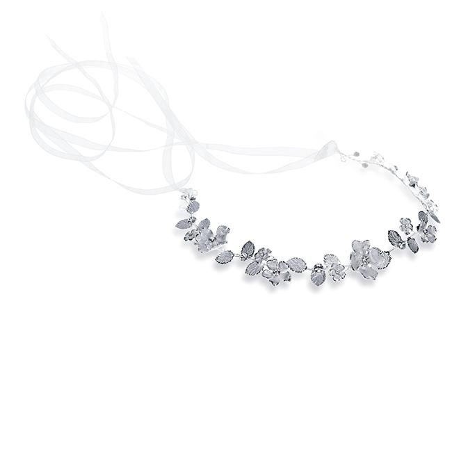 Ivory and Co Celestia Silver Hairvine