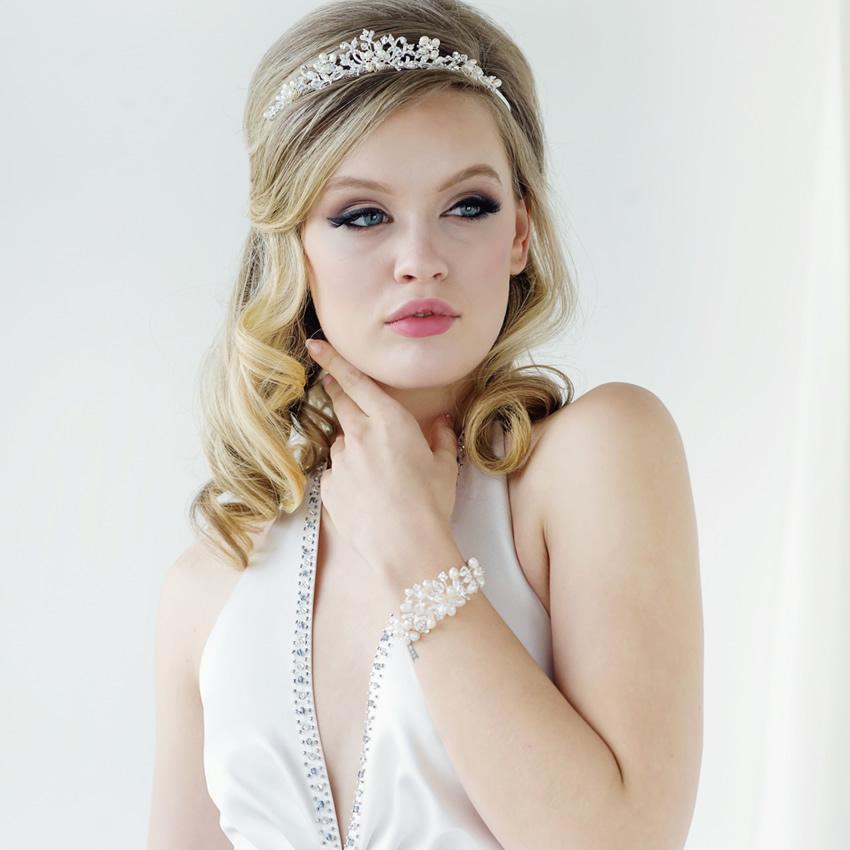 Sass B Divine Pearl Bracelet