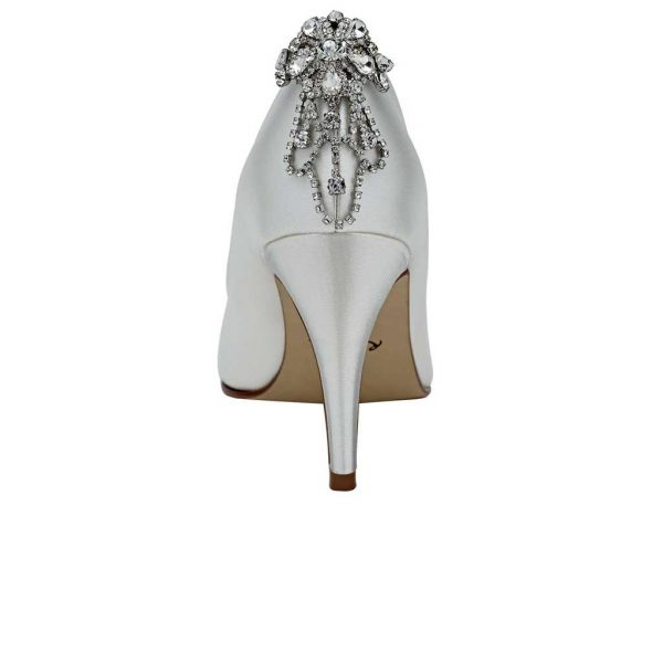 Rainbow Club Electra Bridal Shoe Clip