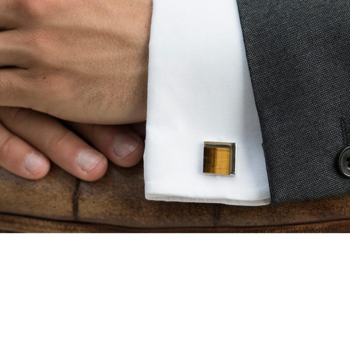 Ivory and Co Emerson Cufflinks
