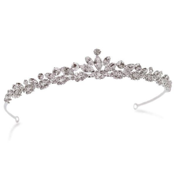 Emily Childrens Tiara - in Swarovski Crystals