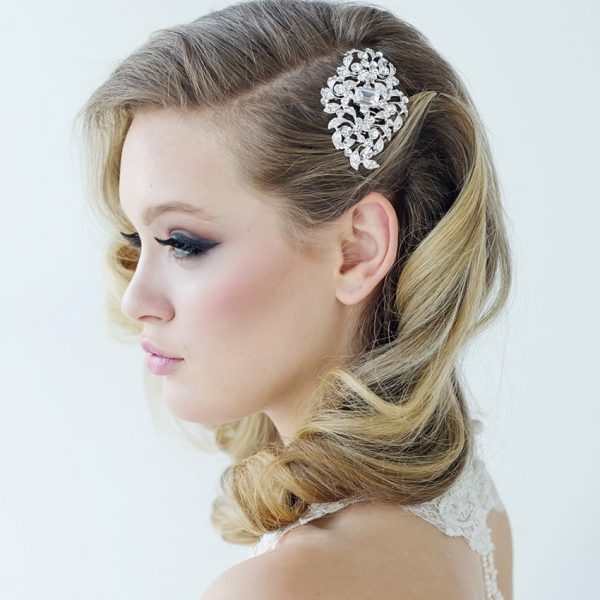 Emmie Vintage Wedding Comb