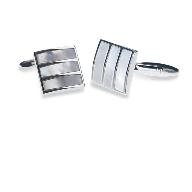 Ivory and Co Forbes Cufflinks