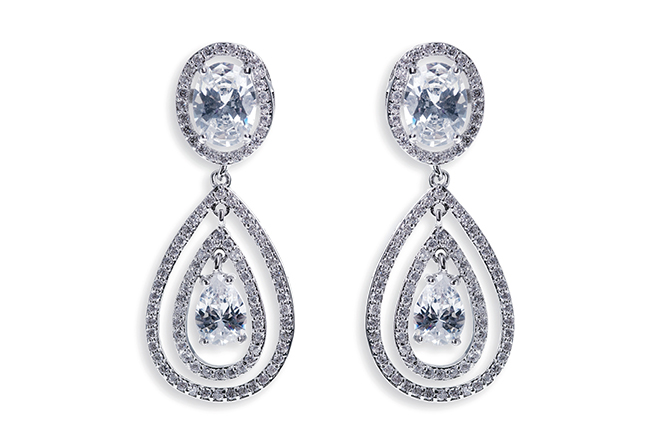 Ivory and Co Forsythe Earrings