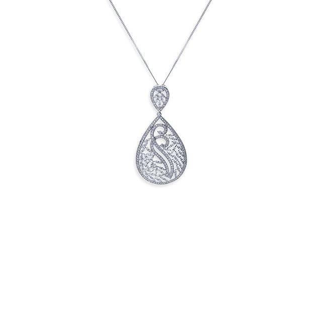 Ivory and Co Grand Central Pendant