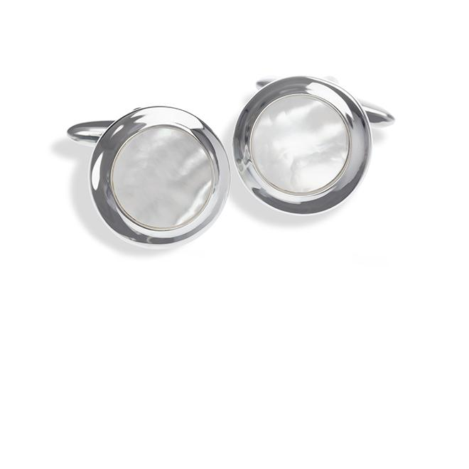 Ivory and Co Grosvenor Cufflinks