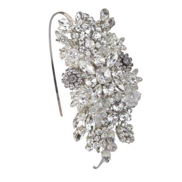 Halo and Co Betsey Bridal Headband