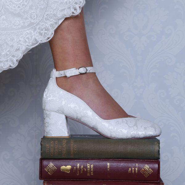 df39f72e896a Perfect Bridal Harriet Shoes - Crystal Bridal Accessories