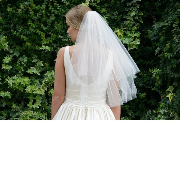 Ivory and Co Harvard Veil