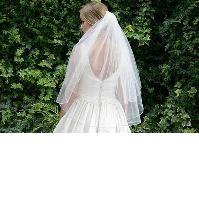 Ivory and Co Henley Veil