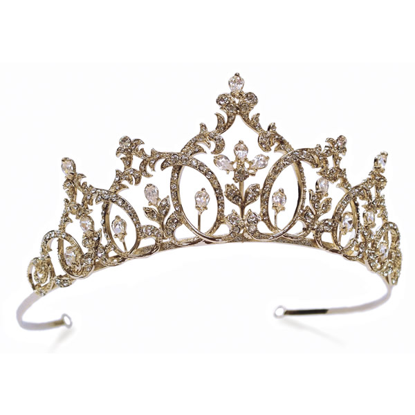 Ivory and Co Imperial Beauty Tiara