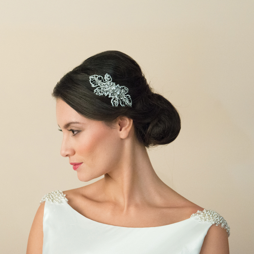 Ivory and Co Annie Bridal Clip