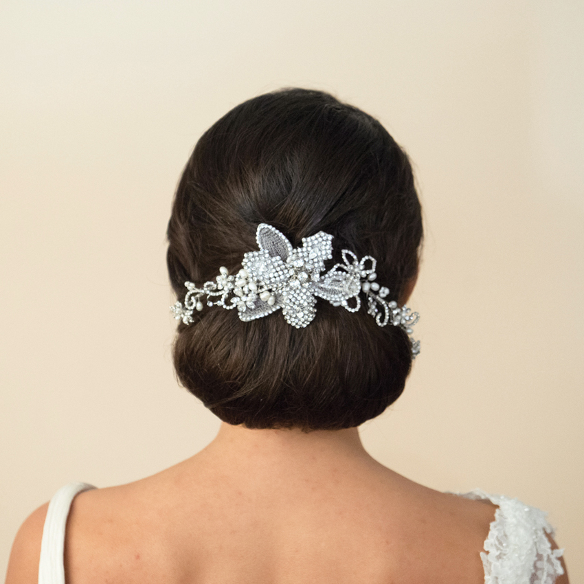 Ivory and Co Antoinette Bridal Comb