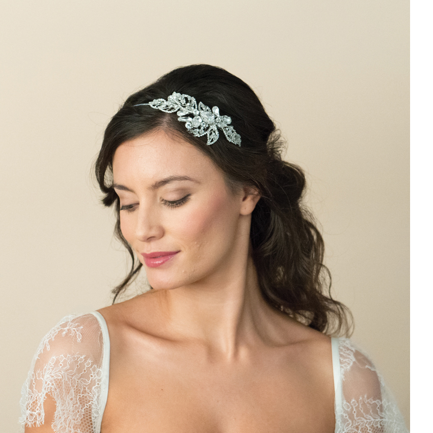 Ivory and Co Bernice Headband