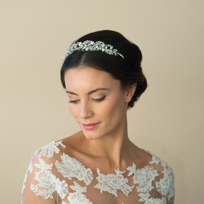 Ivory and Co Bethany Headband