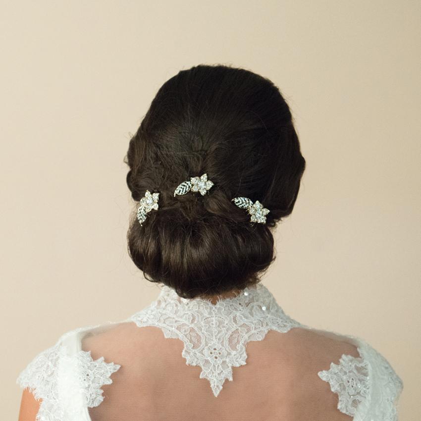 Ivory and Co Bettina Mini Bridal Comb