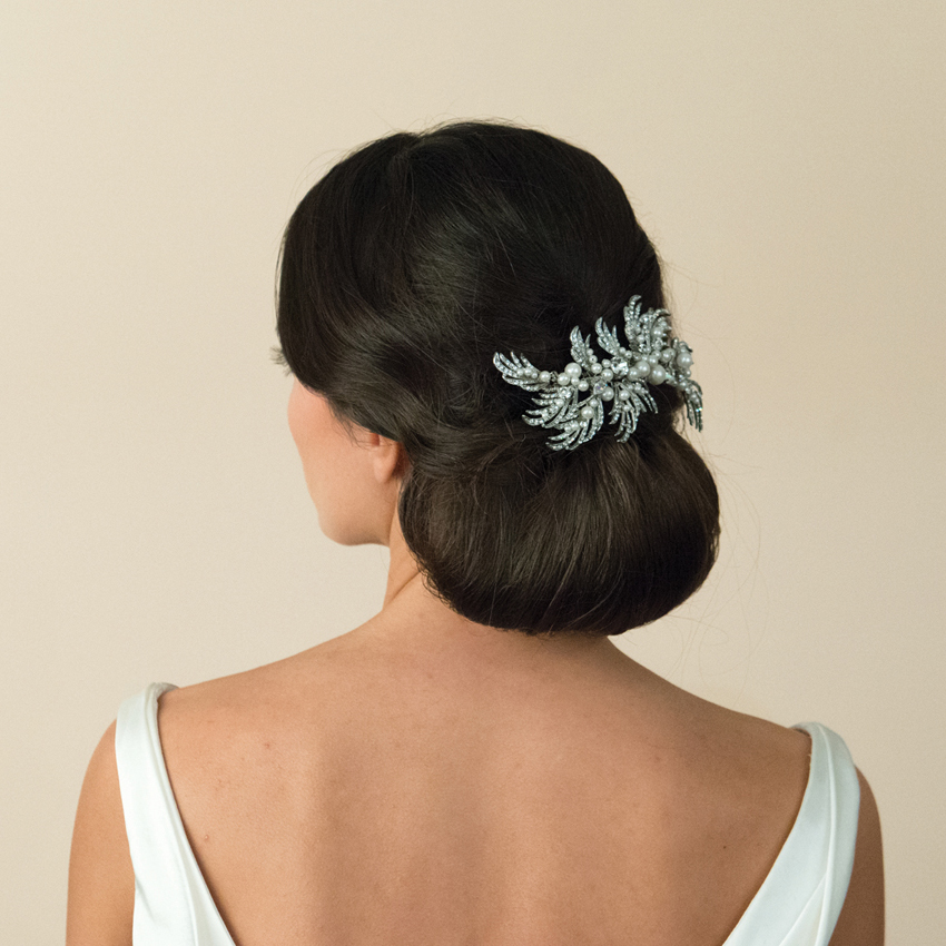 Ivory and Co Brooke Bridal Comb