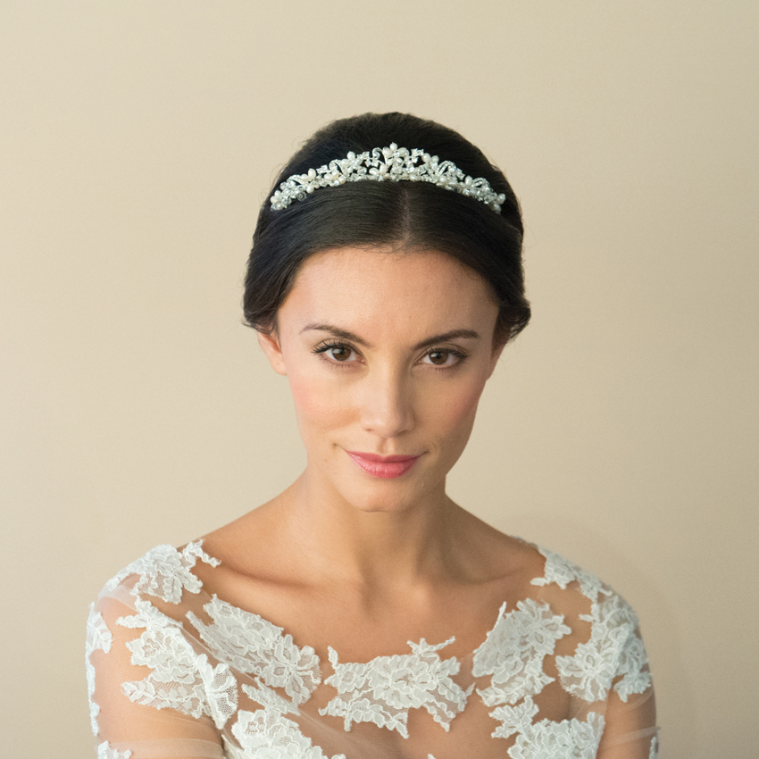 Ivory and Co Carla Tiara