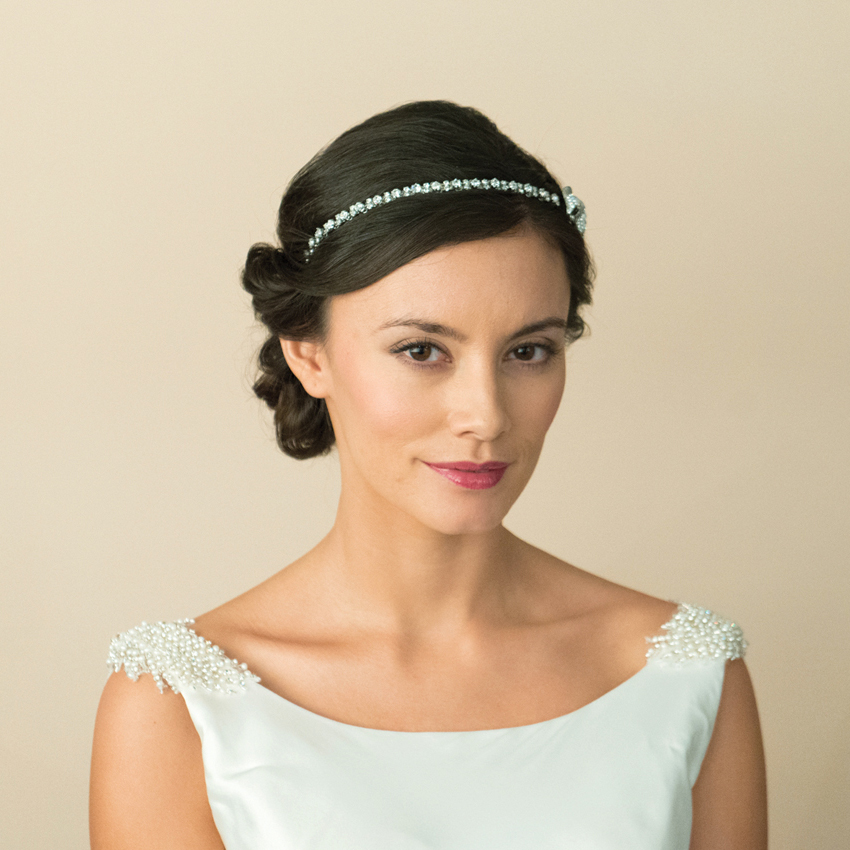 Ivory and Co Chloe Headband