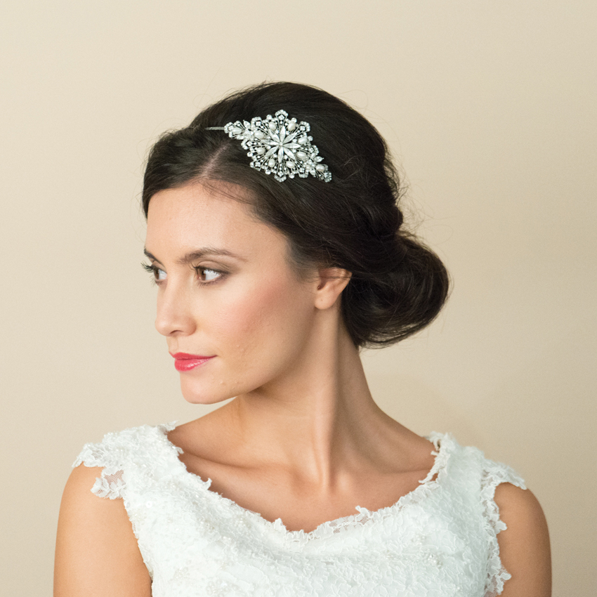 Ivory and Co Collette Headband