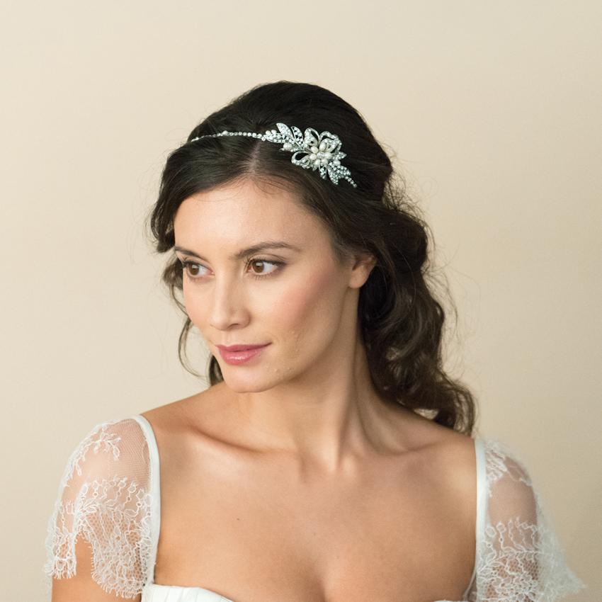 Ivory and Co Delphi Headband