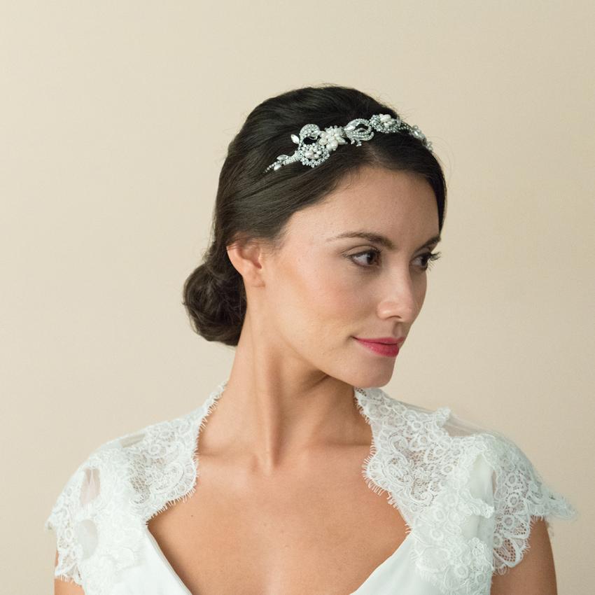 Ivory and Co Estelle Hair Vine