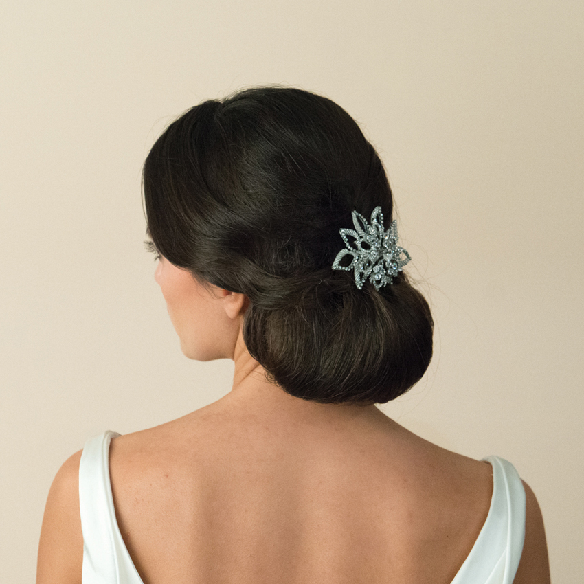 Ivory and Co Georgia Hair Comb