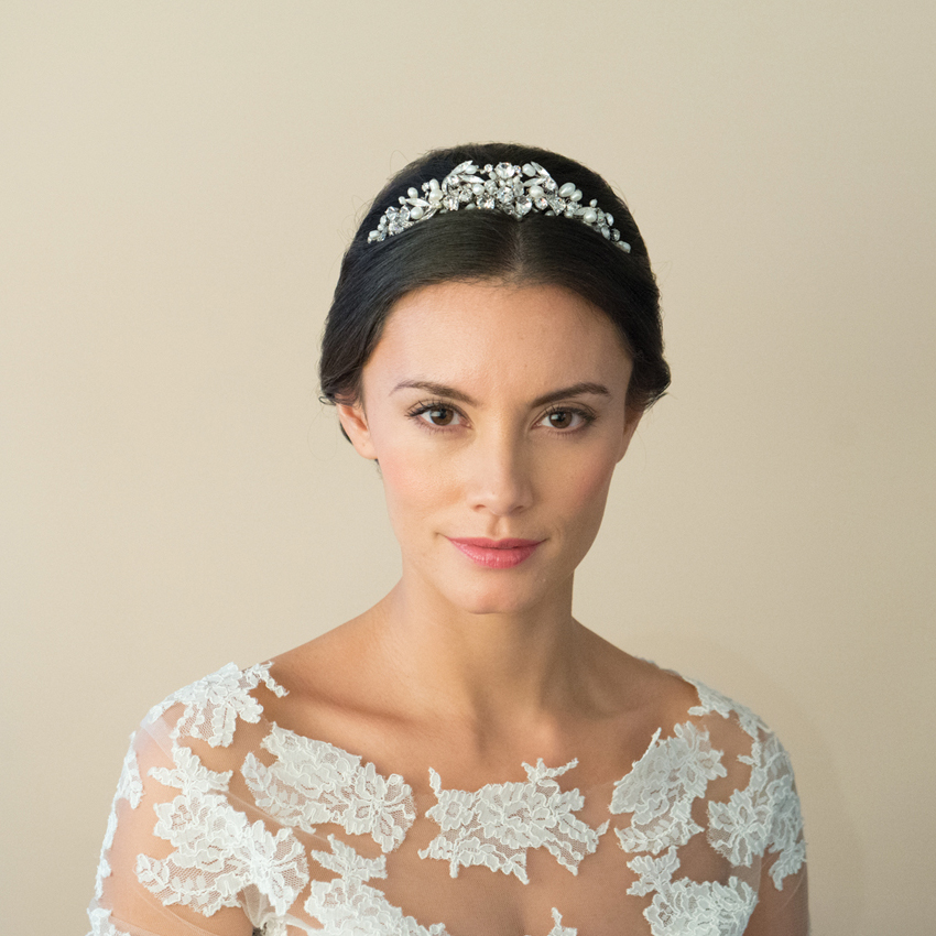 Ivory and Co Ingrid Tiara