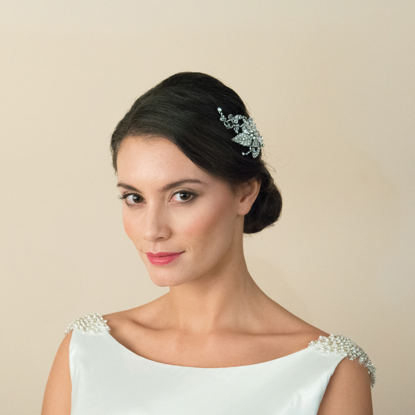 Ivory and Co Ivy Hairclip