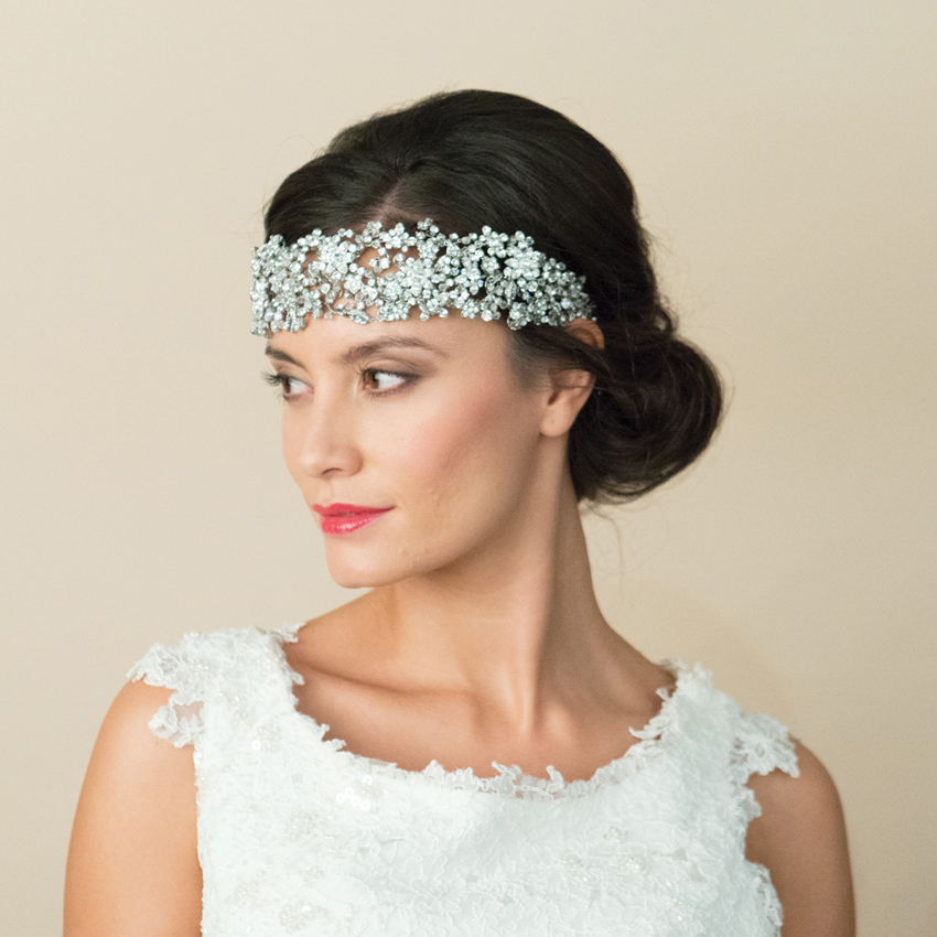 Ivory and Co Jade Headband